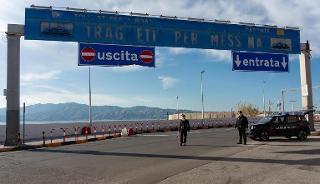 Stop (quasi) totale dei collegamenti con la Sicilia