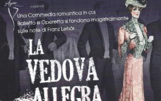 Al Teatro Metropolitan di Catania ''La vedova allegra'' - Il calendario fa riferimento ad eventi che si terranno dopo il 13 aprile