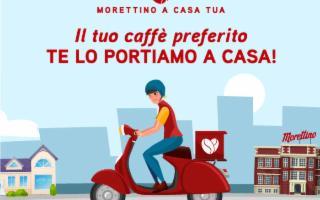 ''Morettino a casa tua'' #iorestoacasa