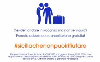 ''Sicily you can't refuse''… Proprio così, è la Sicilia che non puoi rifiutare
