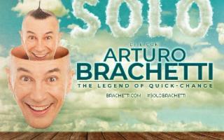''Solo'', il varietà di Arturo Brachetti