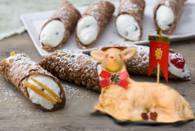 Un'altra Pasqua a casa, a fare pecorelle e cannoli!