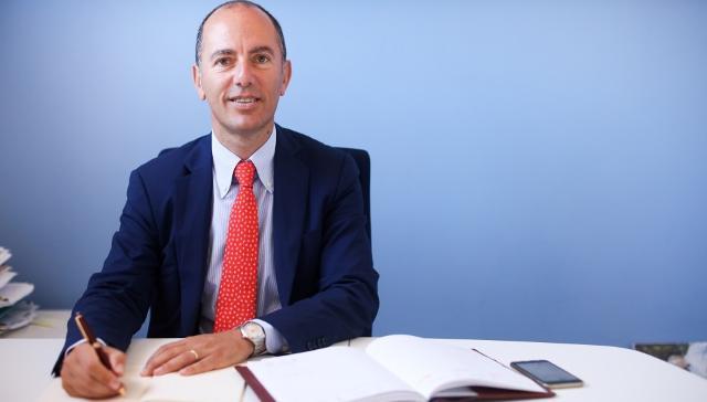 Antonio Rallo, presidente del Consorzio di Tutela Vini Doc Sicilia