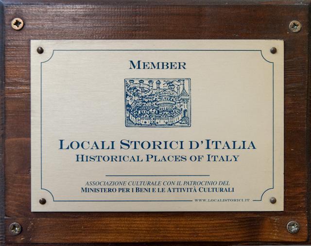 """""""La casa del brodo"""" è membro dei Locali Storici d'Italia"""