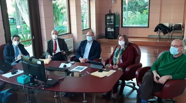 Il Comitato tecnico scientifico per l'emergenza Coronavirus in Sicilia