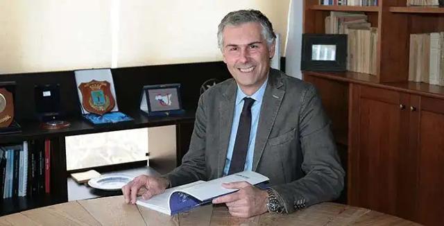 Fabrizio Micari, rettore dell'Università di Palermo