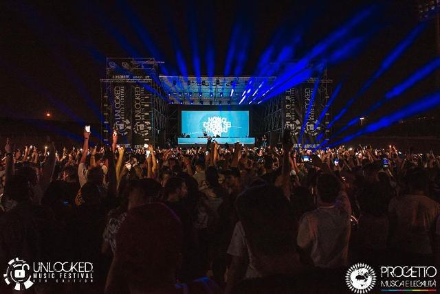 Unlocked Music Festival Musica & Legalità