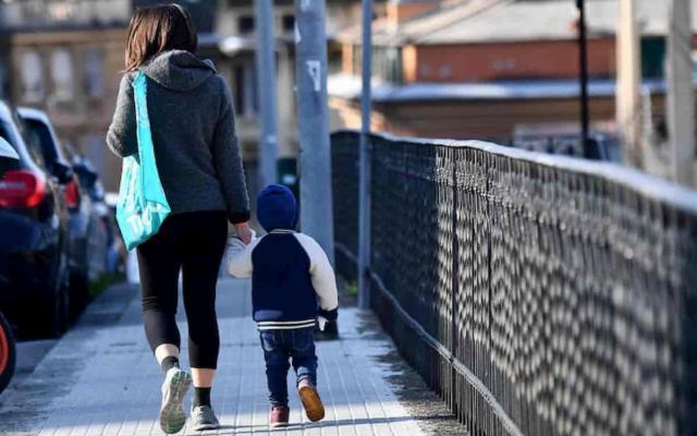 In Sicilia non sono consentite le passeggiate con i bambini