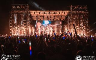 Salta la tappa palermitana dell'Unlocked Music Festival Musica & Legalità