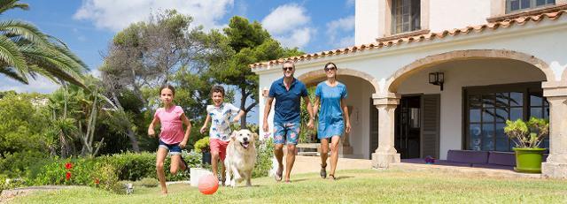 Un'estate in famiglia (animali inclusi!)