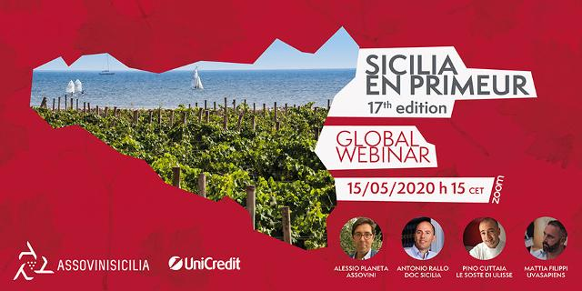 Sicilia En Primeur Global Webinar