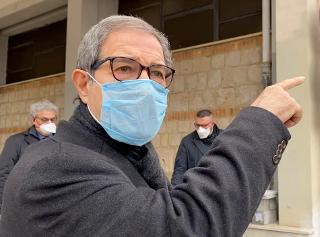 ''Una mascherina per ogni siciliano''