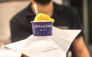La storica gelateria di Palermo, Cappadonia Gelati, riapre anche in via Vittorio Emanuele