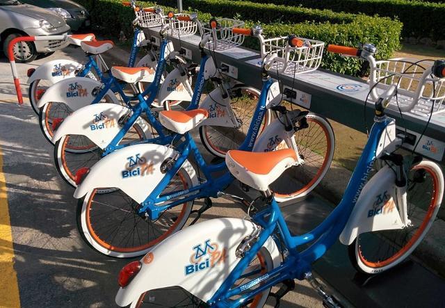 BiciPa, il bike sharing a Palermo