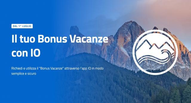 Bonus Vacanze al via da luglio: online l'app per attivarlo
