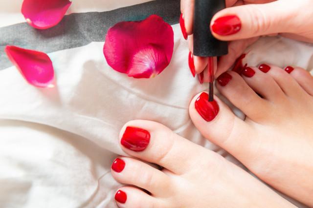 Quinto step: prendersi cura delle unghie