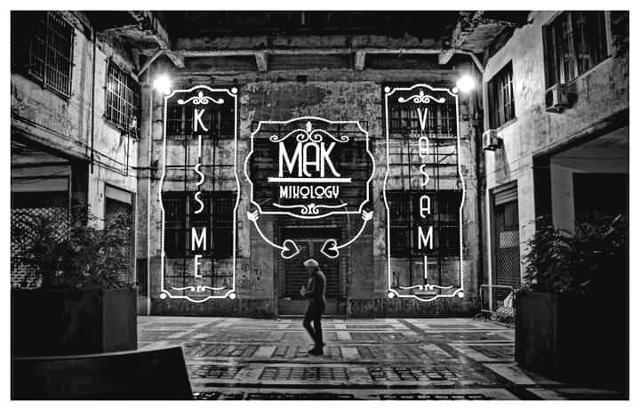 Il Mak Mixology all'interno della Galleria delle Vittorie di Palermo