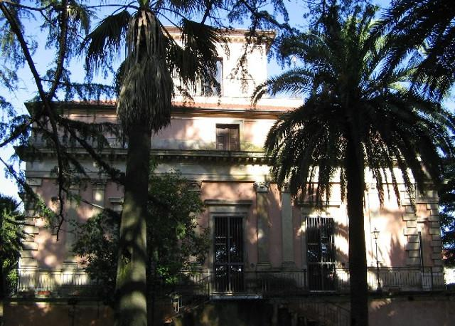 Ex Villa Anna, Parco comunale di Zafferana Etnea