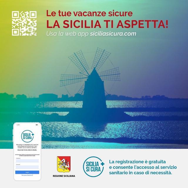 ''SiciliaSiCura'': ecco l'app per il turismo in sicurezza nell'Isola