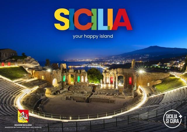Sicilia: your happy Island