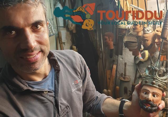 In giro per la Sicilia con Giovanni e... Touriddu, la tua personale guida turistica