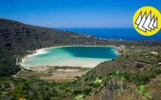 Pantelleria porta in Sicilia le Cinque Vele di Touring Club Italiano e Legambiente