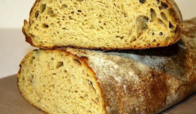 Un pane buono per 90 giorni e a ridotto contenuto di sale