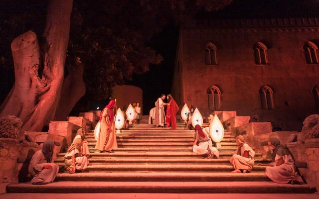 Palchi DiVersi Estate al Castello - ''Con le ali dell'amore''
