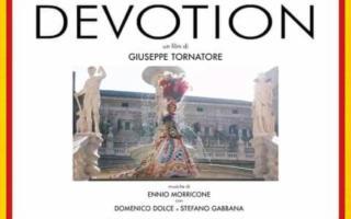 ''DEVOTION'', un film di Giuseppe Tornatore per Dolce&Gabbana