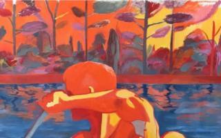 ''Maestrale'' di Nicolò Bruno