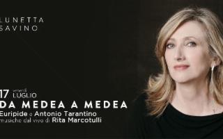 ''Per Voci Sole'' -  ''Da Medea a Medea'' di Euripide e Antonio Tarantino