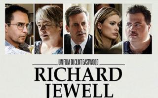Cinema in un Giardino - ''Richard Jewell''