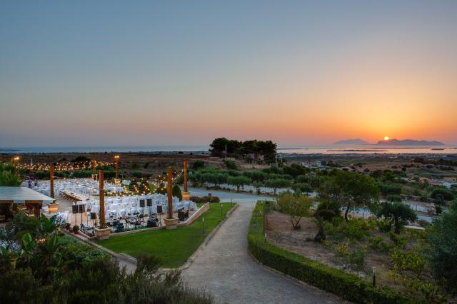 Baglio Oneto dei Principi di San Lorenzo Luxury Wine Resort di Marsala