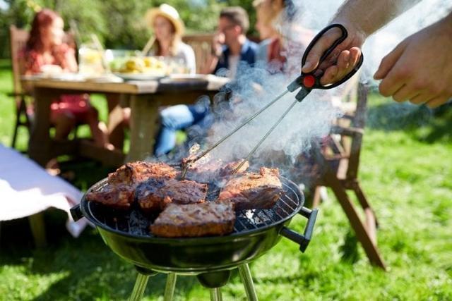 Aumento del 69% nelle ricerche di barbecue