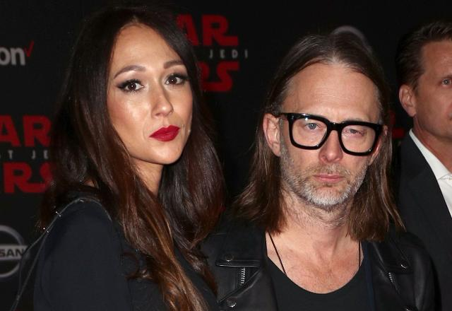 Thom Yorke, il leader dei Radiohead, si sposa a Bagheria