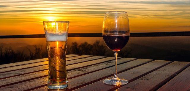Una buona annata per il vino, bene anche la birra