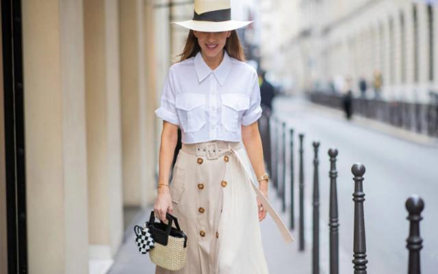 Come vestirsi in città nella calda estate siciliana
