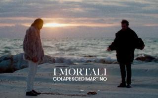 ''I Mortali'' | COLAPESCEDIMARTINO alla Villa Bellini di Catania