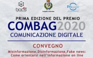 Premio Combag2020 Comunicazione Digitale e Convegno