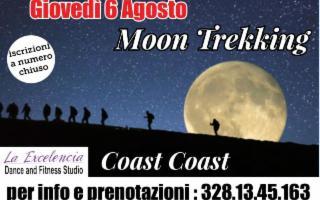 Avventura, adrenalina e tante emozioni nel Moon Trekking in contrada Sovareto