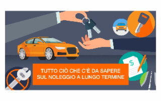 L'auto nuova… la compro, anzi no, la noleggio!