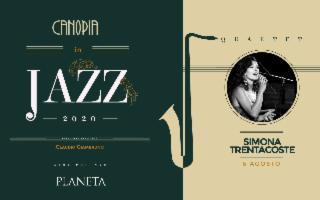 Canopia in Jazz con Simona Trentacoste Quartet