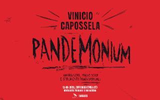 Vinicio Capossela in ''Pandemonium''