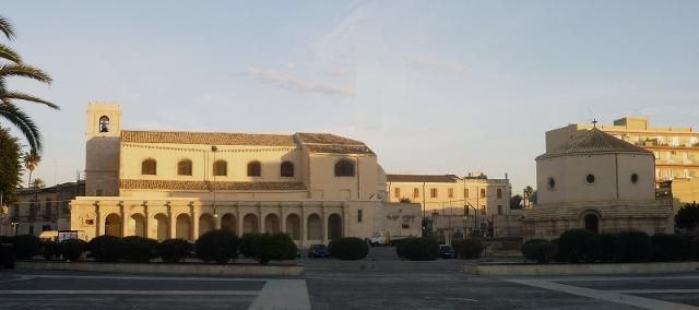Basilica di Santa Lucia al Sepolcro, Siracusa