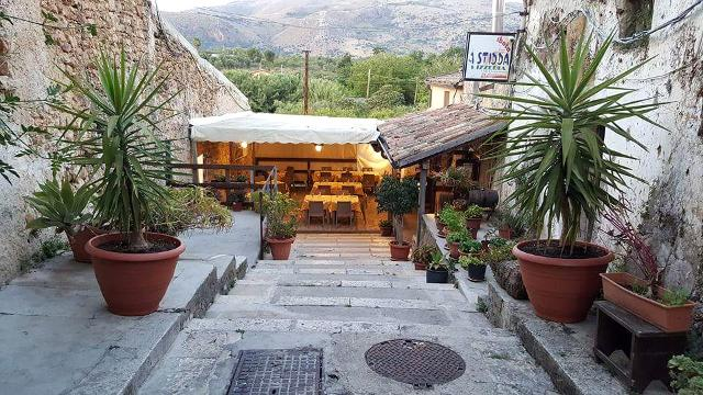La pizzeria A Stidda di Borgo Parrini