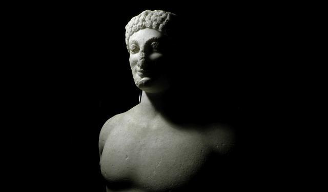 Al Museo Paolo Orsi di Siracusa in mostra il ''Kouros ritrovato''