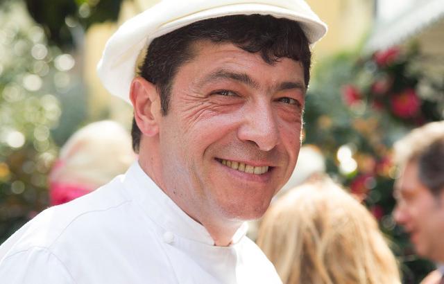 Il Maestro pasticcere Nicola Fiasconaro