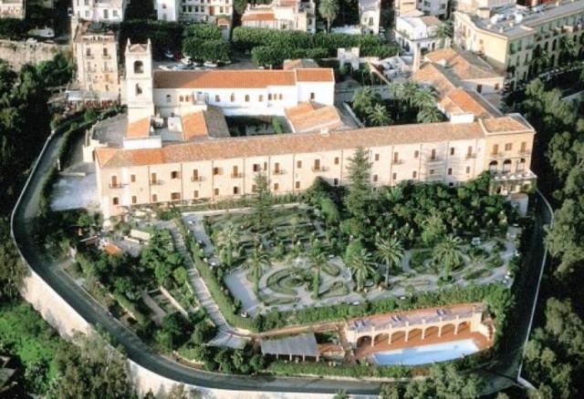 San Domenico Palace, Taormina