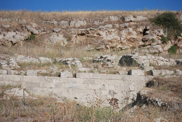 L'area archeologica di Rocca di Entella