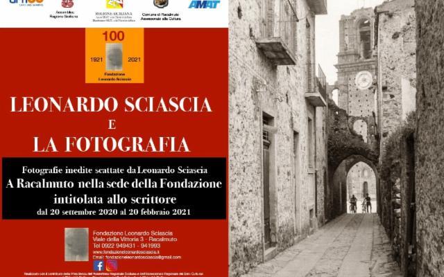 Leonardo Sciascia e la Fotografia - SOSPESA CAUSA DPCM